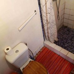 Отель Tahiti Lodge ванная фото 2