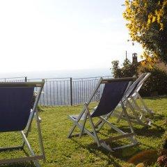 Отель Villa dei Fantasmi Рокка-ди-Папа пляж