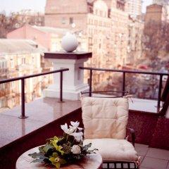 Гостиница Опера Отель Украина, Киев - 7 отзывов об отеле, цены и фото номеров - забронировать гостиницу Опера Отель онлайн балкон