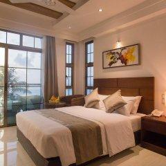 Отель Ocean Grand at Hulhumale Мальдивы, Мале - отзывы, цены и фото номеров - забронировать отель Ocean Grand at Hulhumale онлайн комната для гостей фото 2