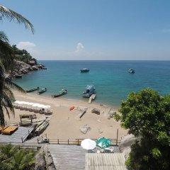 Отель Ao Muong Beach Resort пляж