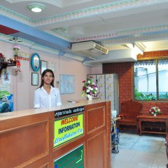 Отель Baan Boa Guest House интерьер отеля фото 2