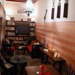Отель Riad Zen House Марракеш гостиничный бар