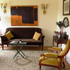 Отель Casa do Castelo da Atouguia комната для гостей фото 4