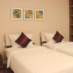 Отель An Phu Plaza Serviced Apartment Вьетнам, Хошимин - отзывы, цены и фото номеров - забронировать отель An Phu Plaza Serviced Apartment онлайн комната для гостей фото 4