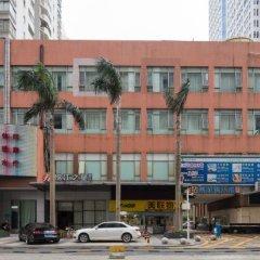 Отель Jinjiang Inn Select (Shenzhen Huanggang Port Imperial Plaza) Китай, Шэньчжэнь - отзывы, цены и фото номеров - забронировать отель Jinjiang Inn Select (Shenzhen Huanggang Port Imperial Plaza) онлайн парковка