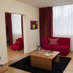 Отель Ramada Encore Geneva Швейцария, Ланси - 1 отзыв об отеле, цены и фото номеров - забронировать отель Ramada Encore Geneva онлайн комната для гостей фото 2