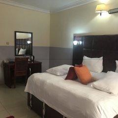 Nondon International Hotel комната для гостей фото 2