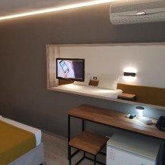 Отель Tintyava Park Hotel Болгария, Золотые пески - отзывы, цены и фото номеров - забронировать отель Tintyava Park Hotel онлайн удобства в номере фото 2