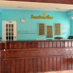 Отель SandCastles Deluxe Beach Resort интерьер отеля фото 3