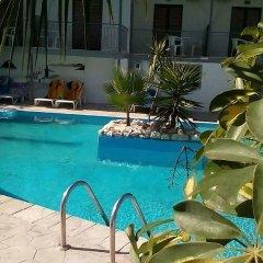 Отель Aragorn Paradise Garden Греция, Сивота - отзывы, цены и фото номеров - забронировать отель Aragorn Paradise Garden онлайн бассейн фото 3