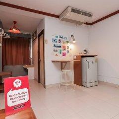 Отель Nida Rooms Charoenrat Bangklo Boulevard At Howard Square Таиланд, Бангкок - отзывы, цены и фото номеров - забронировать отель Nida Rooms Charoenrat Bangklo Boulevard At Howard Square онлайн фото 2