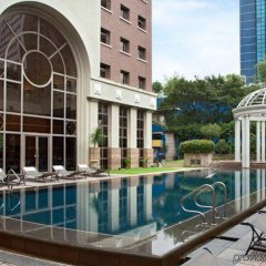 Отель Orchard Parksuites Сингапур, Сингапур - отзывы, цены и фото номеров - забронировать отель Orchard Parksuites онлайн бассейн фото 2