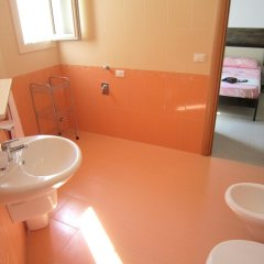 Апартаменты Apartment With 2 Bedrooms in Gagliano del Capo, With Furnished Terrace Гальяно дель Капо ванная
