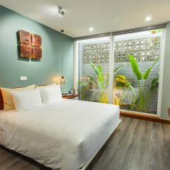 Отель Chay Villas An Bang Хойан комната для гостей фото 4