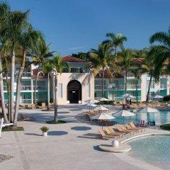 Отель VH Gran Ventana Beach Resort - All Inclusive Доминикана, Пуэрто-Плата - отзывы, цены и фото номеров - забронировать отель VH Gran Ventana Beach Resort - All Inclusive онлайн бассейн фото 3