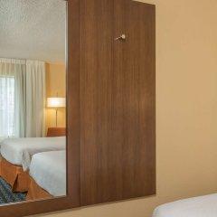 Отель Fairfield Inn & Suites by Marriott Frederick комната для гостей фото 5