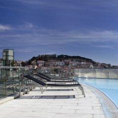 Отель VIP Executive Eden Aparthotel Лиссабон пляж