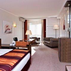 Отель Crowne Plaza Hannover комната для гостей