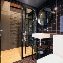 Капсульный отель inBox Санкт-Петербург ванная фото 3