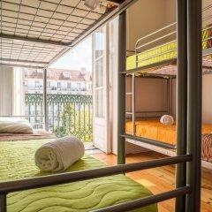 Отель No Limit Bairro Alto балкон