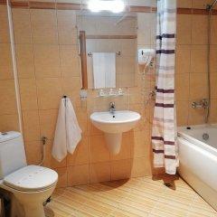 Отель Complex Izvora Болгария, Велико Тырново - отзывы, цены и фото номеров - забронировать отель Complex Izvora онлайн ванная фото 3