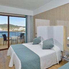 Отель Alua Hawaii Ibiza Испания, Сан-Антони-де-Портмань - отзывы, цены и фото номеров - забронировать отель Alua Hawaii Ibiza онлайн комната для гостей фото 5
