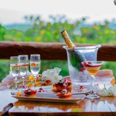 Отель Marqis Sunrise Sunset Resort and Spa Филиппины, Баклайон - отзывы, цены и фото номеров - забронировать отель Marqis Sunrise Sunset Resort and Spa онлайн питание фото 3