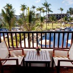 Отель Kamala Beach Resort a Sunprime Resort балкон