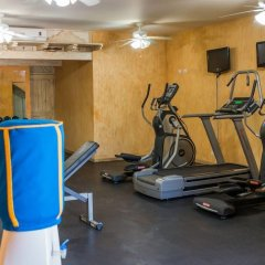 Отель Spacious Villa + Pool + Gym Кабо-Сан-Лукас фитнесс-зал