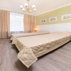 Гостиница Шале де Прованс Коломенская 3* Стандартный номер с 2 отдельными кроватями фото 6