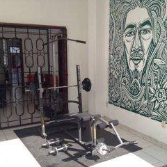 Отель Lion Hostel Мексика, Гвадалахара - отзывы, цены и фото номеров - забронировать отель Lion Hostel онлайн фитнесс-зал