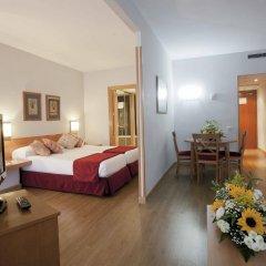 Отель Aparto Suites Muralto комната для гостей фото 5