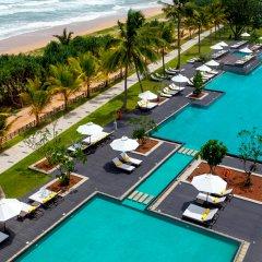 Отель Centara Ceysands Resort & Spa Sri Lanka балкон