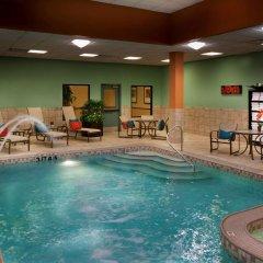 Отель Embassy Suites Fort Worth - Downtown бассейн