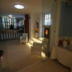Hotel Belvedere Spiaggia Римини развлечения