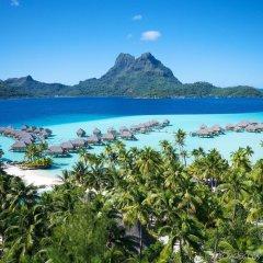 Отель Bora Bora Pearl Beach Resort and Spa Французская Полинезия, Бора-Бора - отзывы, цены и фото номеров - забронировать отель Bora Bora Pearl Beach Resort and Spa онлайн приотельная территория фото 2