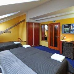 Hotel Arte Брно комната для гостей фото 3