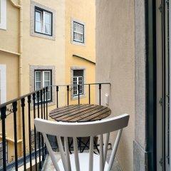 Отель Casas De Sao Bento Лиссабон балкон