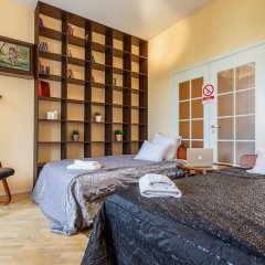 Гостиница ApartExpo on Kutuzovsky 24 комната для гостей фото 3