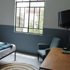 Отель Stayinn Barefoot Condesa Мехико комната для гостей