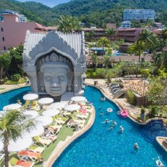 Отель Phuket Orchid Resort and Spa бассейн фото 3