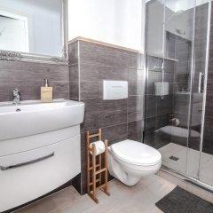 Отель Black Swan House Польша, Гданьск - отзывы, цены и фото номеров - забронировать отель Black Swan House онлайн ванная фото 2
