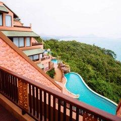 Отель Samui Bayview Resort & Spa Таиланд, Самуи - 3 отзыва об отеле, цены и фото номеров - забронировать отель Samui Bayview Resort & Spa онлайн балкон