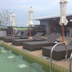 Отель Cheeky Monkey'S Samui Самуи бассейн фото 2