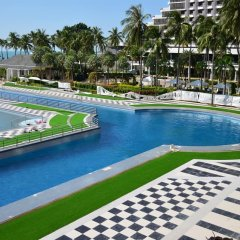 Отель Ambassador City Jomtien Pattaya - Inn Wing бассейн фото 3