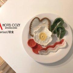 Hotel Cozy Myeongdong питание фото 3
