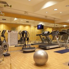 Отель Luxembourg Parc Париж фитнесс-зал