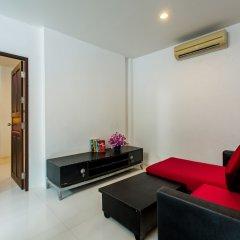 Отель Nai Yang Beach Resort & Spa комната для гостей фото 12
