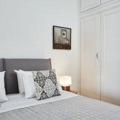 Отель Chic One Bd Apartment with Hilton View Греция, Афины - отзывы, цены и фото номеров - забронировать отель Chic One Bd Apartment with Hilton View онлайн комната для гостей фото 2